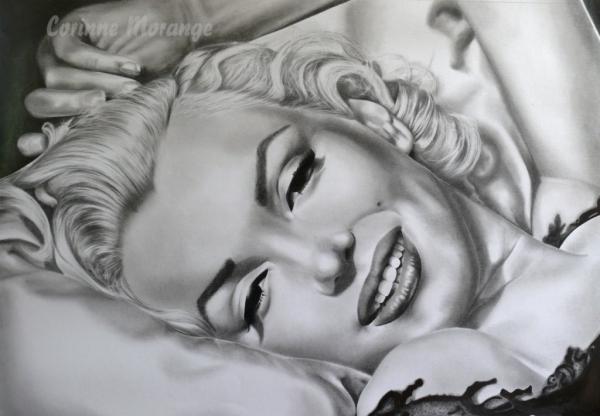 Marilyn Monroe por coco11